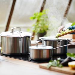Nấu ăn - Đồ nấu nướng, Chậu và Chảo chiên, Nồi - CAINVER