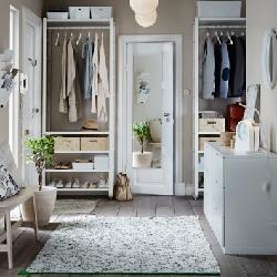 Đồ nội thất sảnh và lối vào, tủ kệ giày, giá treo, ghế đôn, ghế băng | CAINVER