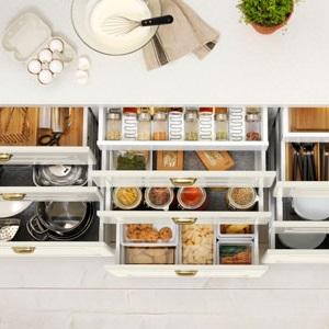 Tổ chức nội thất bếp