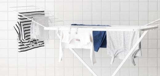 Giặt ủi & lau dọn