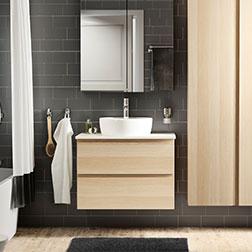 Nhà cung cấp đồ nội thất phòng tắm, lưu trữ, vòi sen & chậu rửa - CAINVER
