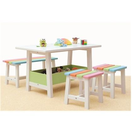 RAINBOW Bộ bàn ghế trẻ em
