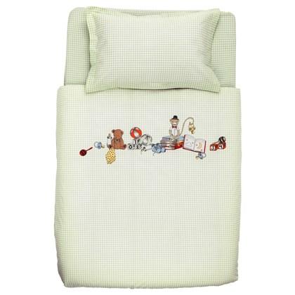 NANIG bộ ga trải giường củi