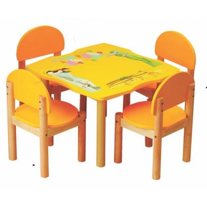 NOVOTEL Bộ bàn ghế trẻ em